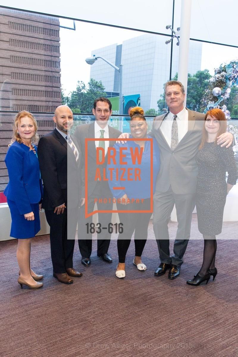 Roxanne White, Nick Arevalo, Daniel Lurie, Akiko White, Barry Hathaway, Gail Gilman, Photo #183-616