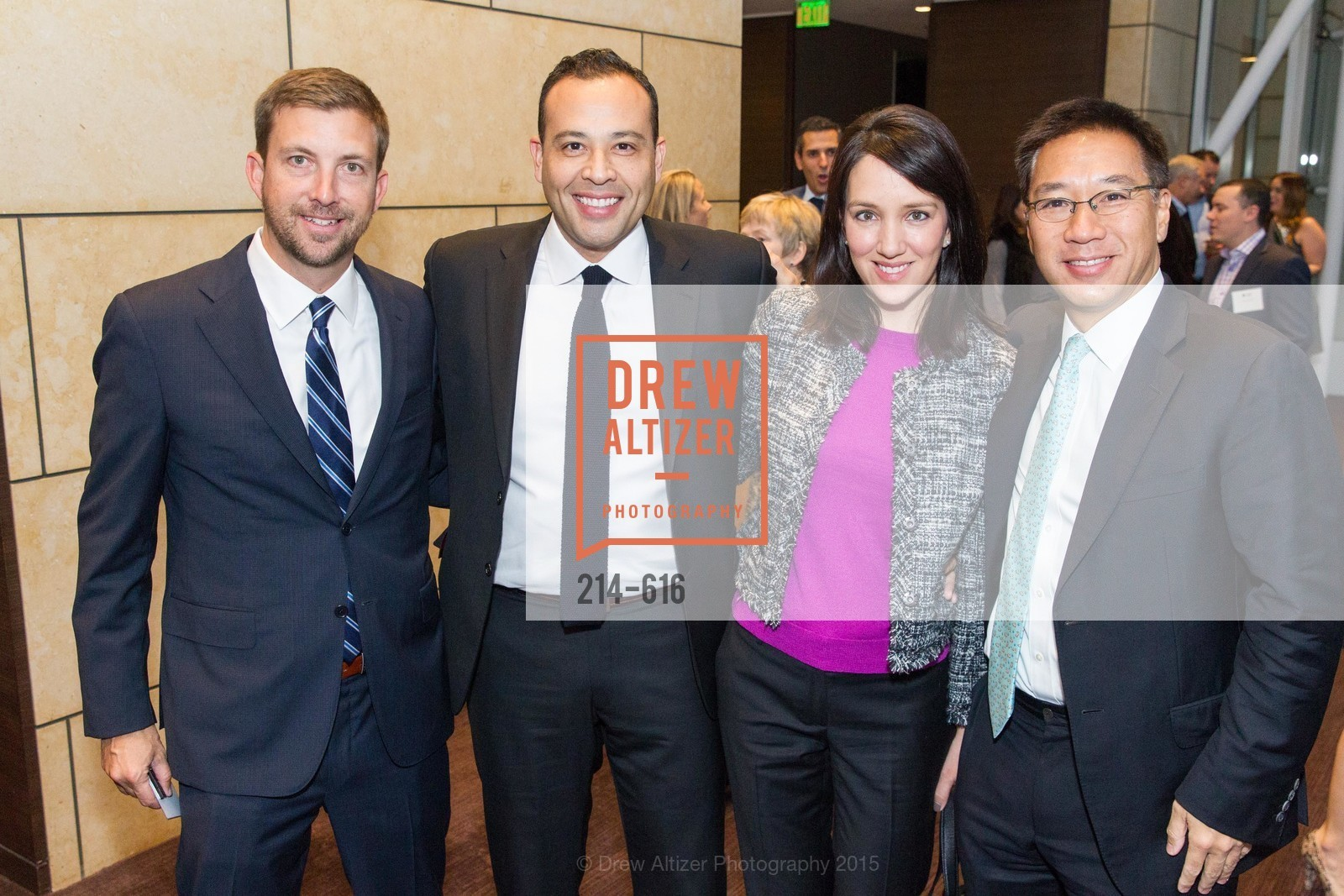 Jake Hobson, Stephen Wong, Melissa Santos, Dave Santos, Tipping Point's 2015 Breakfast, St. Regis. 125 3rd St, December 3rd, 2015,Drew Altizer, Drew Altizer Photography, full-service agency, private events, San Francisco photographer, photographer california