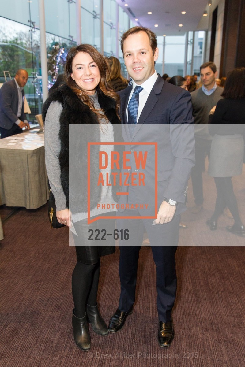 Christina Guevarra, Mick McGuire, Tipping Point's 2015 Breakfast, St. Regis. 125 3rd St, December 3rd, 2015,Drew Altizer, Drew Altizer Photography, full-service agency, private events, San Francisco photographer, photographer california