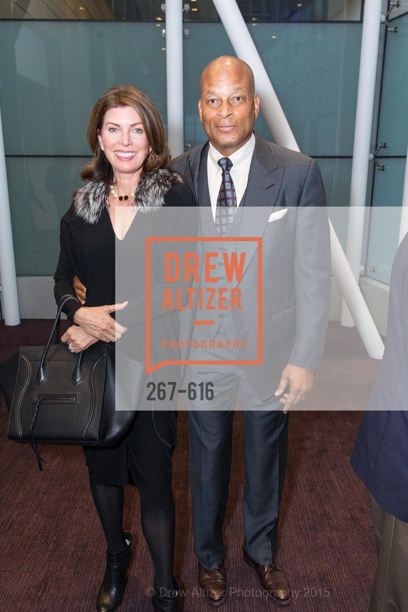 Karen Lott, Ronnie Lott, Tipping Point's 2015 Breakfast, St. Regis. 125 3rd St, December 3rd, 2015,Drew Altizer, Drew Altizer Photography, full-service agency, private events, San Francisco photographer, photographer california