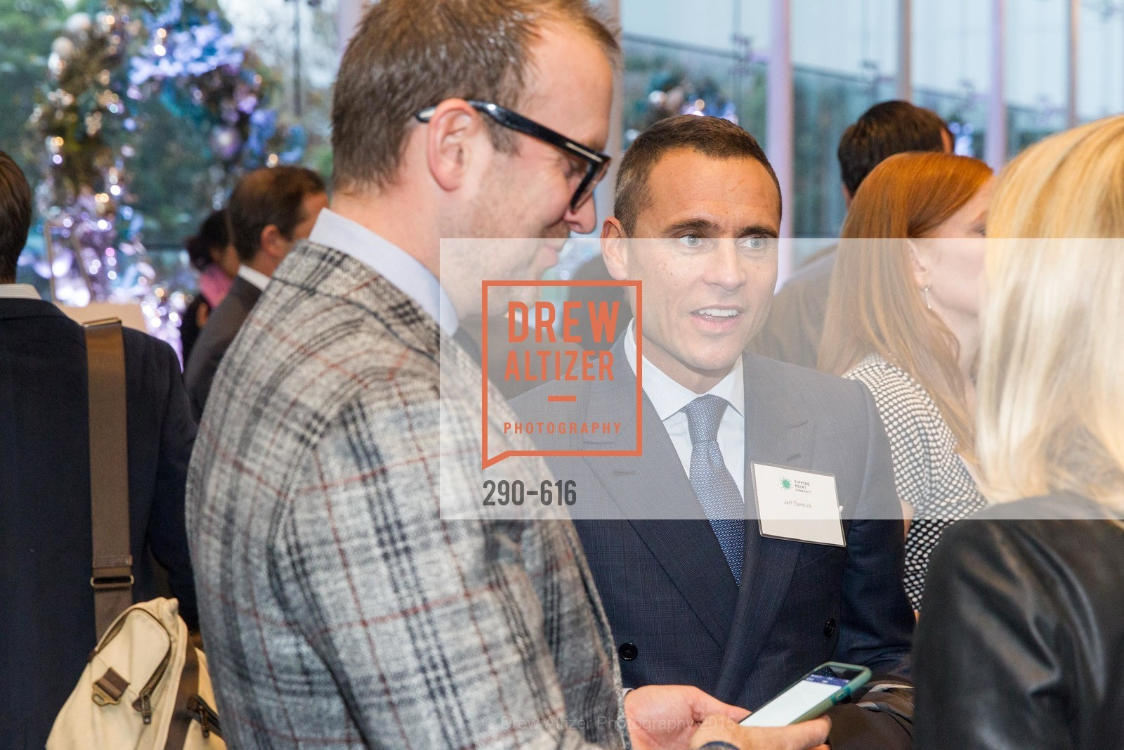 Tyler Mitchell, Jeff Garelick, Tipping Point's 2015 Breakfast, St. Regis. 125 3rd St, December 3rd, 2015,Drew Altizer, Drew Altizer Photography, full-service event agency, private events, San Francisco photographer, photographer California