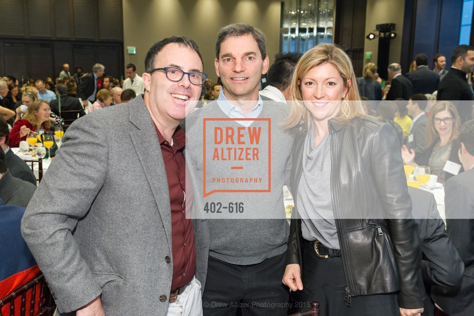 Matthew Well, Ron Beller, Abby Durbin, Tipping Point's 2015 Breakfast, St. Regis. 125 3rd St, December 3rd, 2015,Drew Altizer, Drew Altizer Photography, full-service agency, private events, San Francisco photographer, photographer california