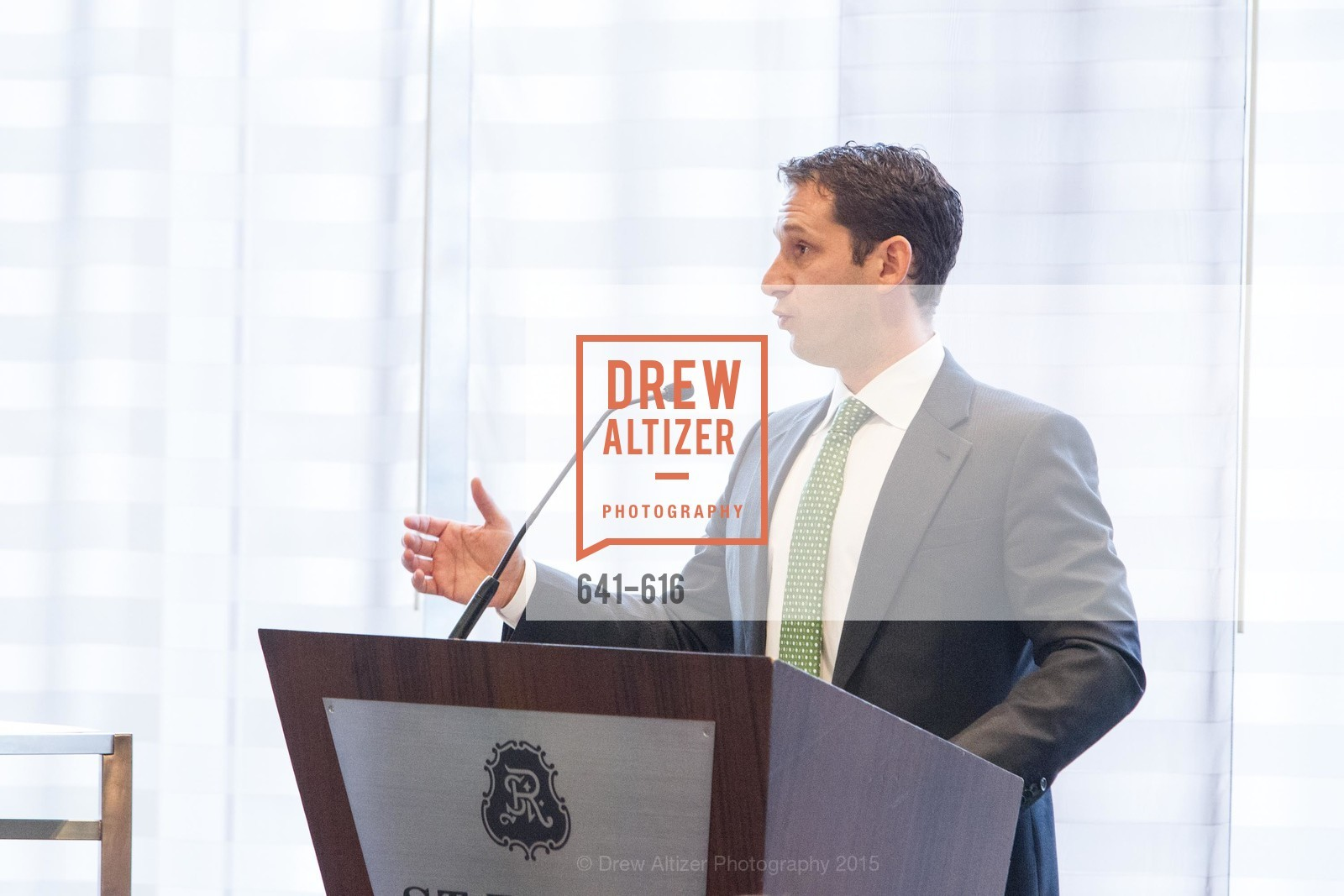 Daniel Lurie, Tipping Point's 2015 Breakfast, St. Regis. 125 3rd St, December 3rd, 2015,Drew Altizer, Drew Altizer Photography, full-service agency, private events, San Francisco photographer, photographer california