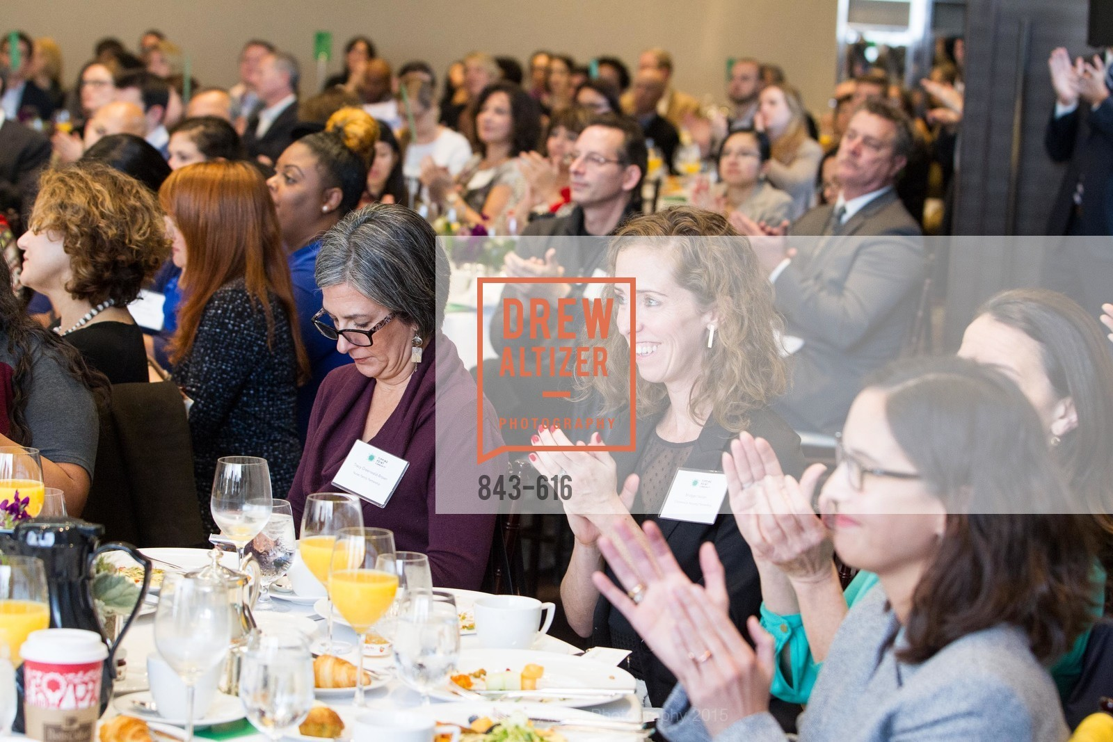 Atmosphere, Tipping Point's 2015 Breakfast, St. Regis. 125 3rd St, December 3rd, 2015,Drew Altizer, Drew Altizer Photography, full-service event agency, private events, San Francisco photographer, photographer California
