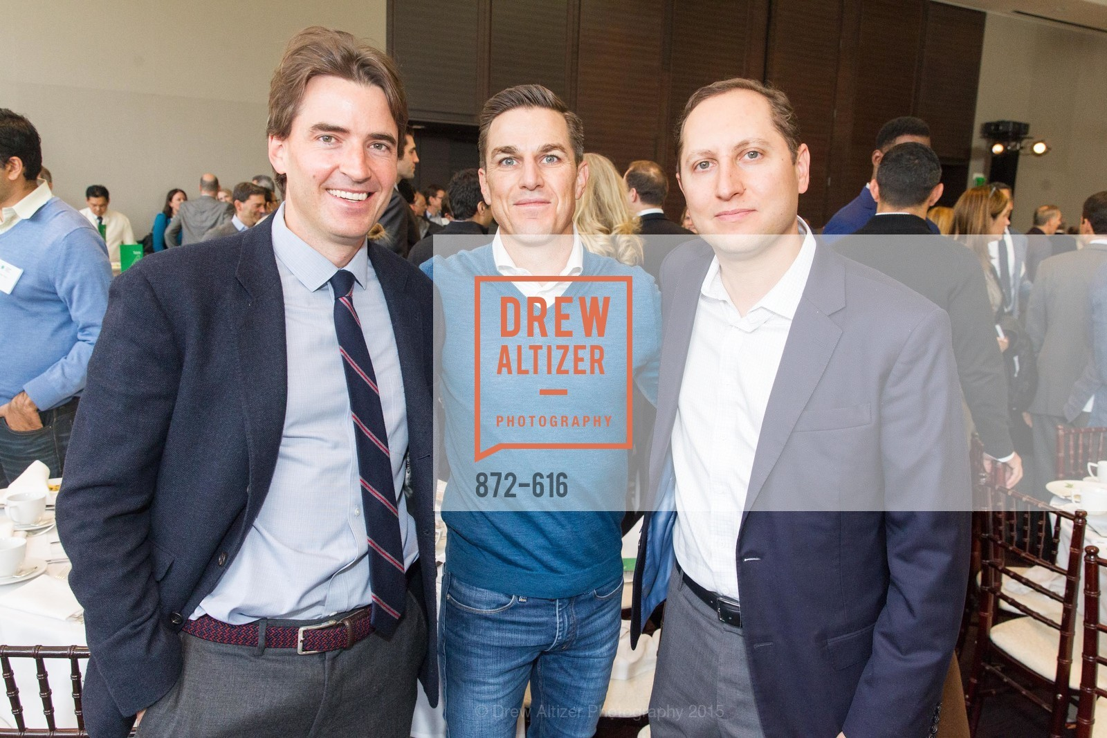 Thomas Laffont, Andrew Wilson, Brett Rochkind, Tipping Point's 2015 Breakfast, St. Regis. 125 3rd St, December 3rd, 2015,Drew Altizer, Drew Altizer Photography, full-service agency, private events, San Francisco photographer, photographer california