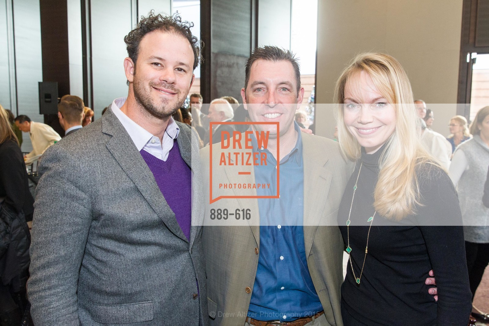 Greg Manuel, Ted Bartlett, Anya Manuel, Tipping Point's 2015 Breakfast, St. Regis. 125 3rd St, December 3rd, 2015,Drew Altizer, Drew Altizer Photography, full-service agency, private events, San Francisco photographer, photographer california