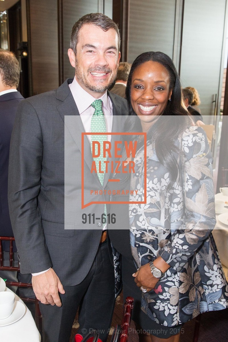 Arno Harris, Nadine Burke Harris, Tipping Point's 2015 Breakfast, St. Regis. 125 3rd St, December 3rd, 2015,Drew Altizer, Drew Altizer Photography, full-service agency, private events, San Francisco photographer, photographer california