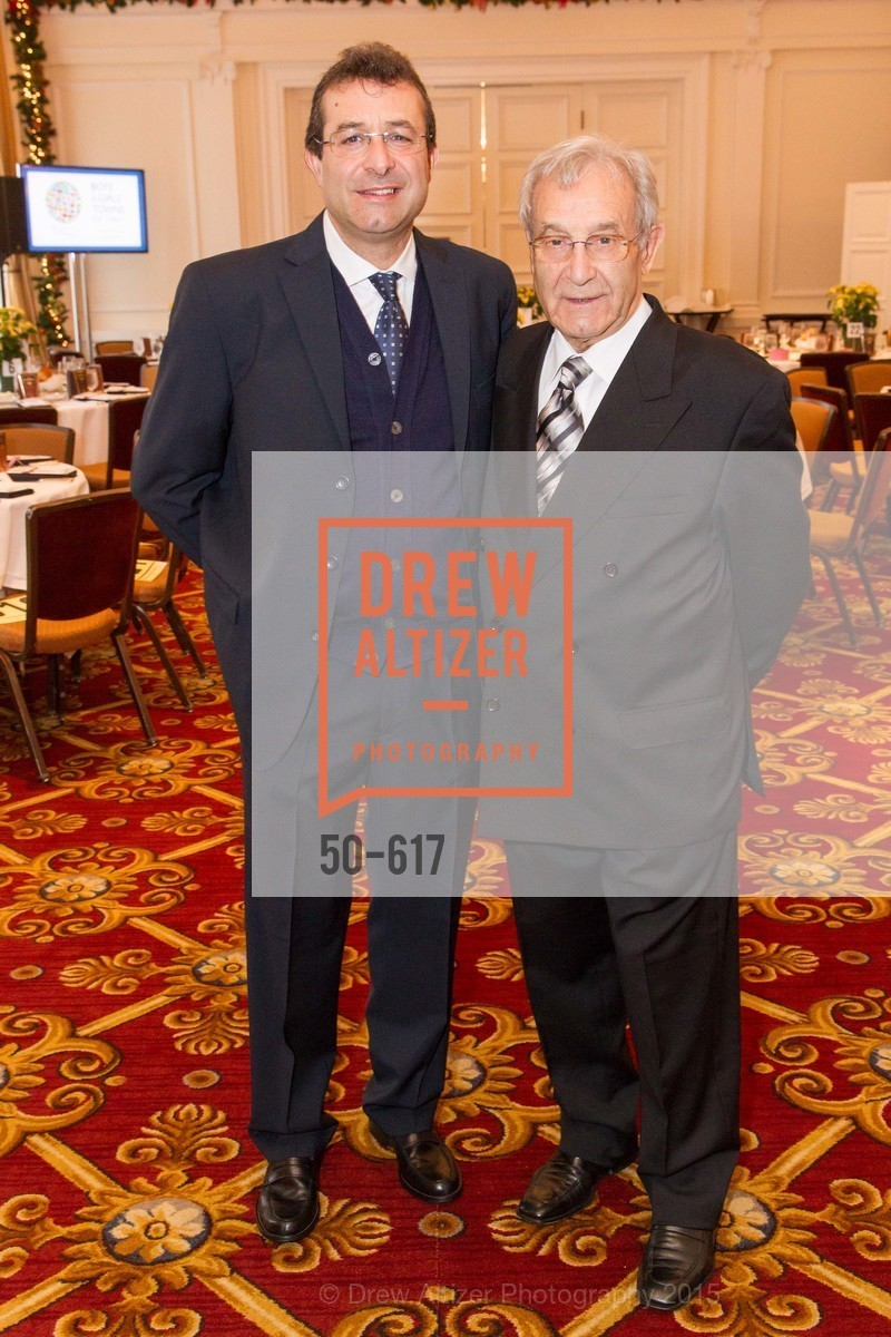 Marco Grazioli, Porfirio Grazioli, Boy's & Girls' Towns of Italy Holiday Luncheon, The Olympic Club. 524 Post Street, December 3rd, 2015,Drew Altizer, Drew Altizer Photography, full-service agency, private events, San Francisco photographer, photographer california