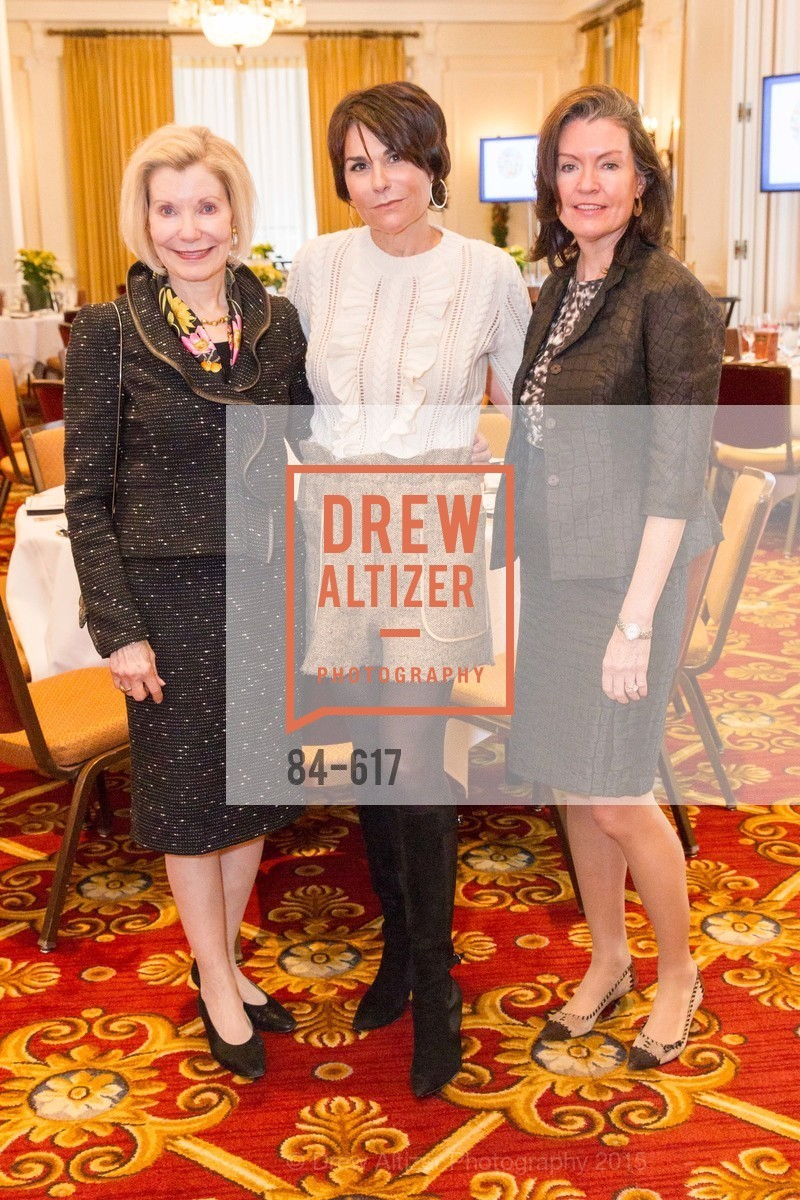 Barbara Traisman, Debbi DiMaggio, Elizabeth Birka-White, Boy's & Girls' Towns of Italy Holiday Luncheon, The Olympic Club. 524 Post Street, December 3rd, 2015,Drew Altizer, Drew Altizer Photography, full-service agency, private events, San Francisco photographer, photographer california