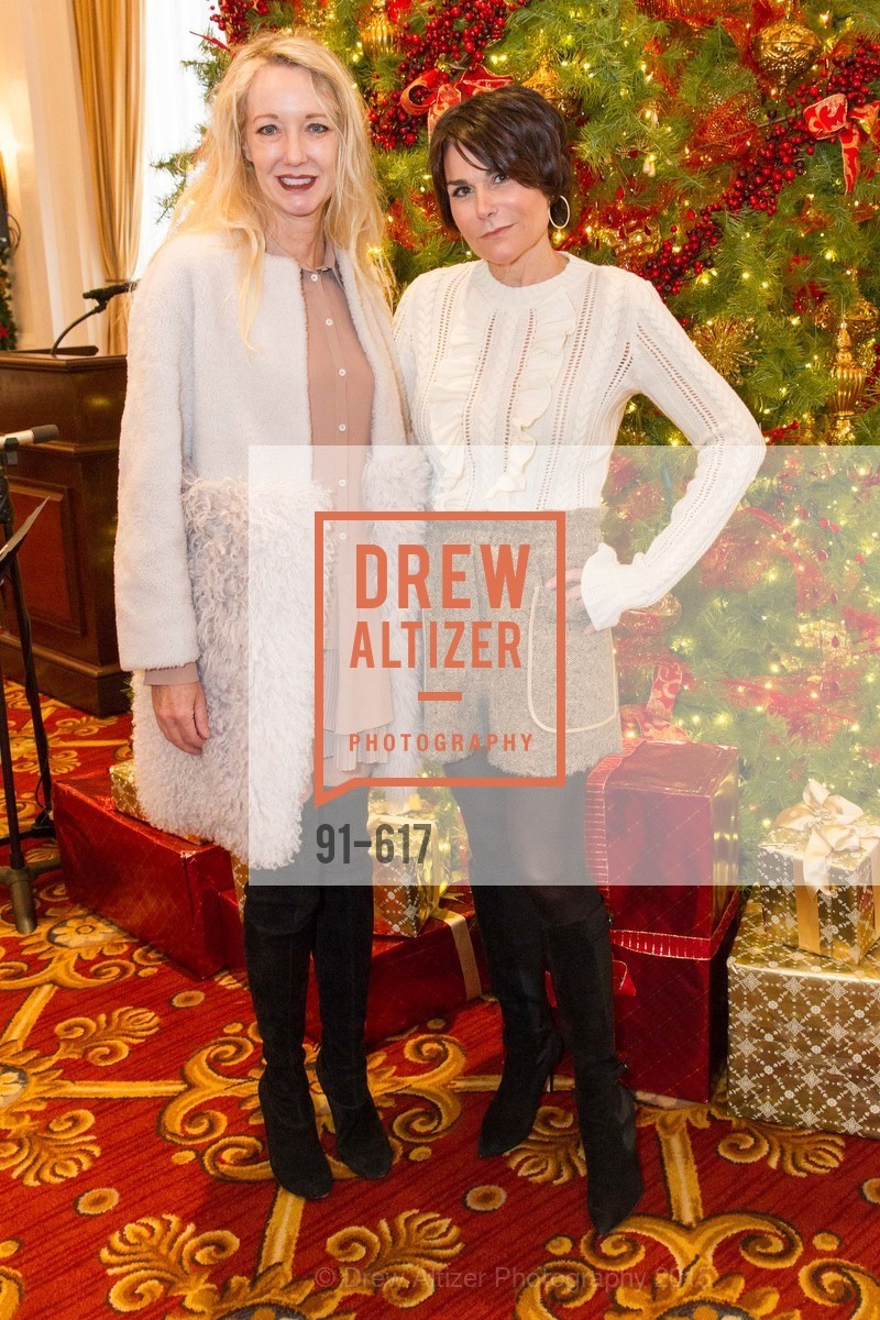 Dorothy Torresi, Debbi DiMaggio, Boy's & Girls' Towns of Italy Holiday Luncheon, The Olympic Club. 524 Post Street, December 3rd, 2015,Drew Altizer, Drew Altizer Photography, full-service agency, private events, San Francisco photographer, photographer california