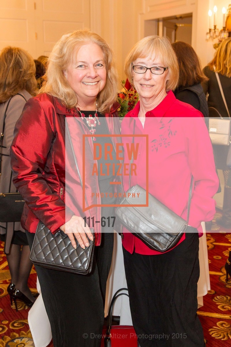 Barbara Potter, Isabel Ronald, Boy's & Girls' Towns of Italy Holiday Luncheon, The Olympic Club. 524 Post Street, December 3rd, 2015,Drew Altizer, Drew Altizer Photography, full-service agency, private events, San Francisco photographer, photographer california