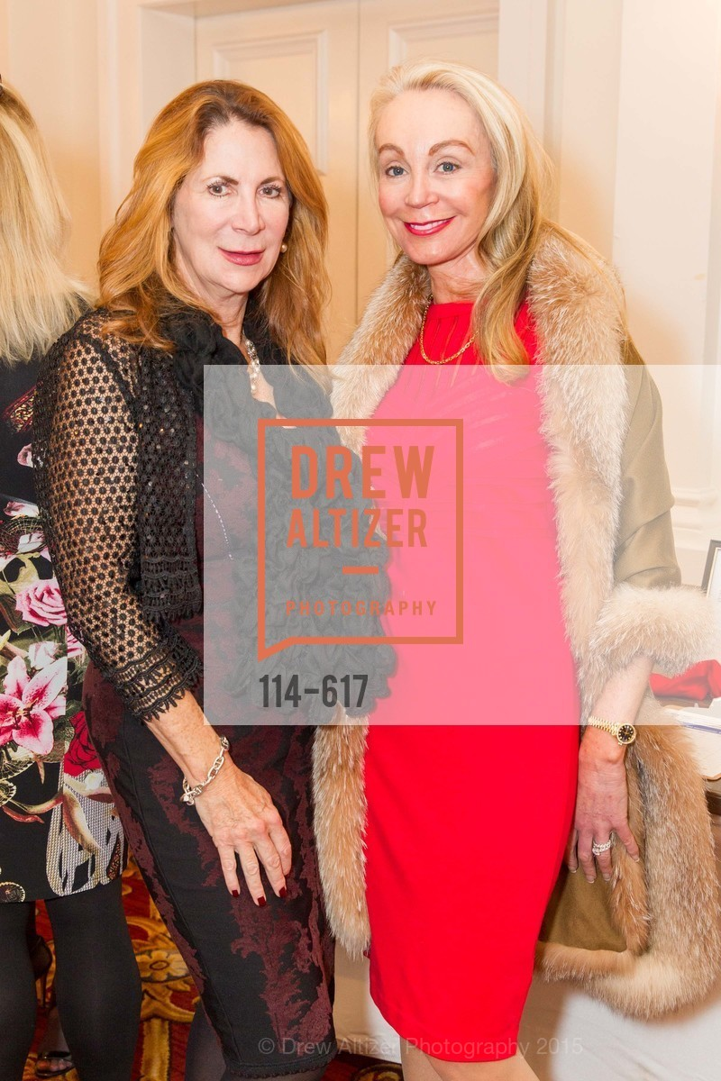 Patricia Ferrin Loucks, Giselle Parry, Boy's & Girls' Towns of Italy Holiday Luncheon, The Olympic Club. 524 Post Street, December 3rd, 2015,Drew Altizer, Drew Altizer Photography, full-service agency, private events, San Francisco photographer, photographer california