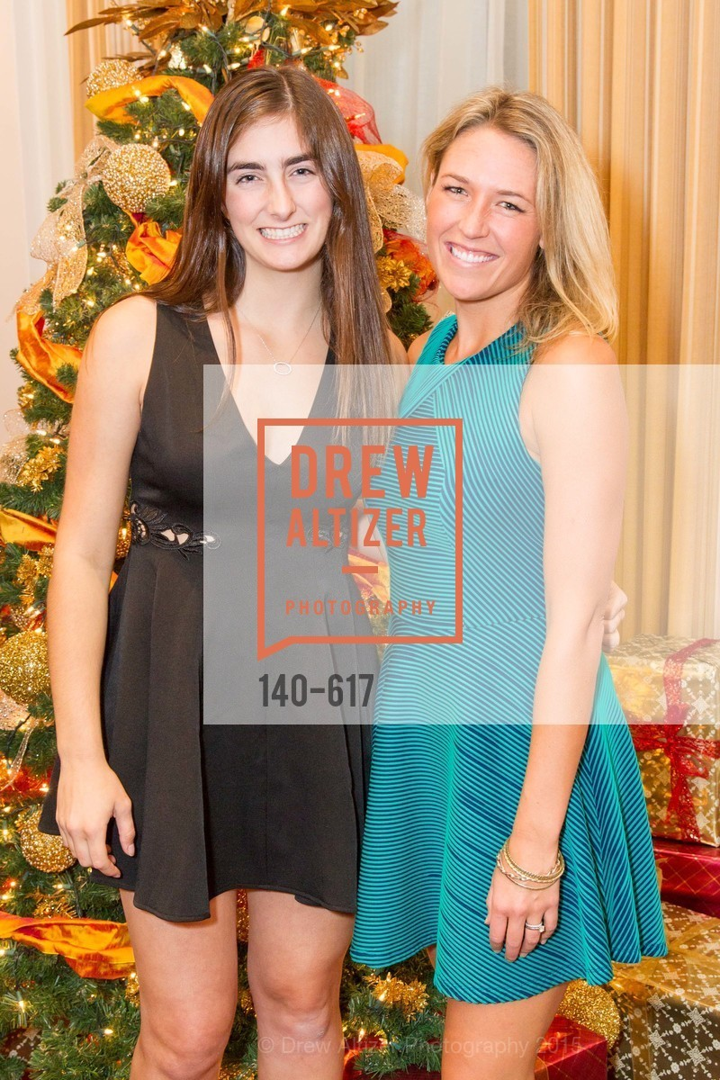 Jackie Roland, Sarah Wilson, Boy's & Girls' Towns of Italy Holiday Luncheon, The Olympic Club. 524 Post Street, December 3rd, 2015,Drew Altizer, Drew Altizer Photography, full-service agency, private events, San Francisco photographer, photographer california