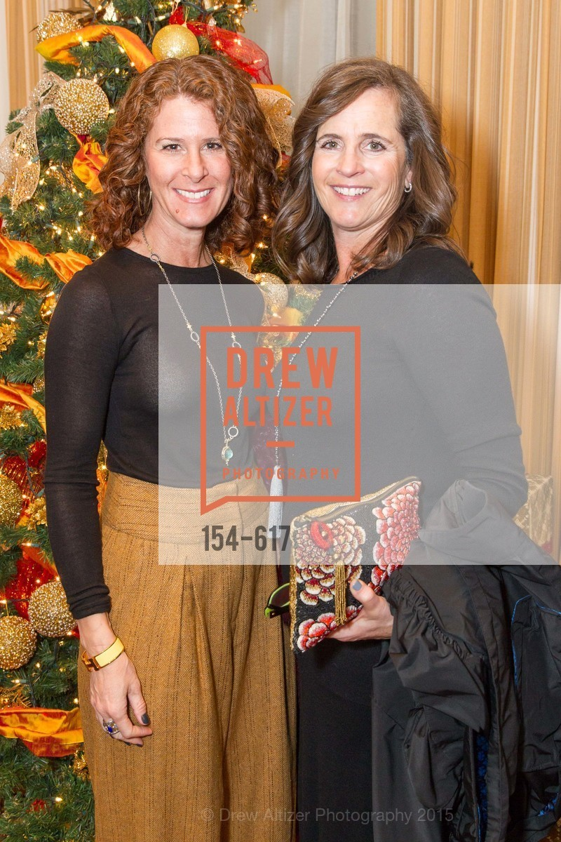 Claudia McCaffery, Lisa Oswald, Boy's & Girls' Towns of Italy Holiday Luncheon, The Olympic Club. 524 Post Street, December 3rd, 2015,Drew Altizer, Drew Altizer Photography, full-service agency, private events, San Francisco photographer, photographer california