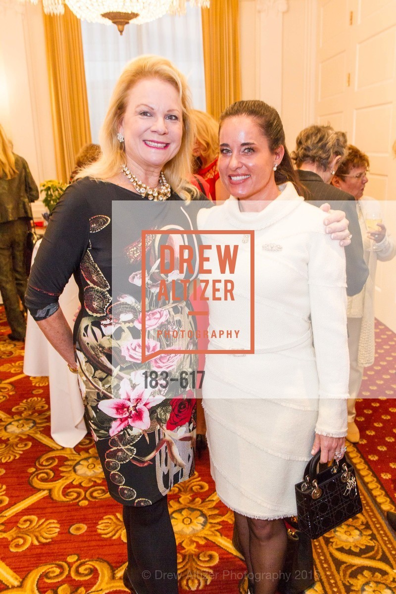 Claire Kostic, Natalia Urrutia, Boy's & Girls' Towns of Italy Holiday Luncheon, The Olympic Club. 524 Post Street, December 3rd, 2015,Drew Altizer, Drew Altizer Photography, full-service agency, private events, San Francisco photographer, photographer california