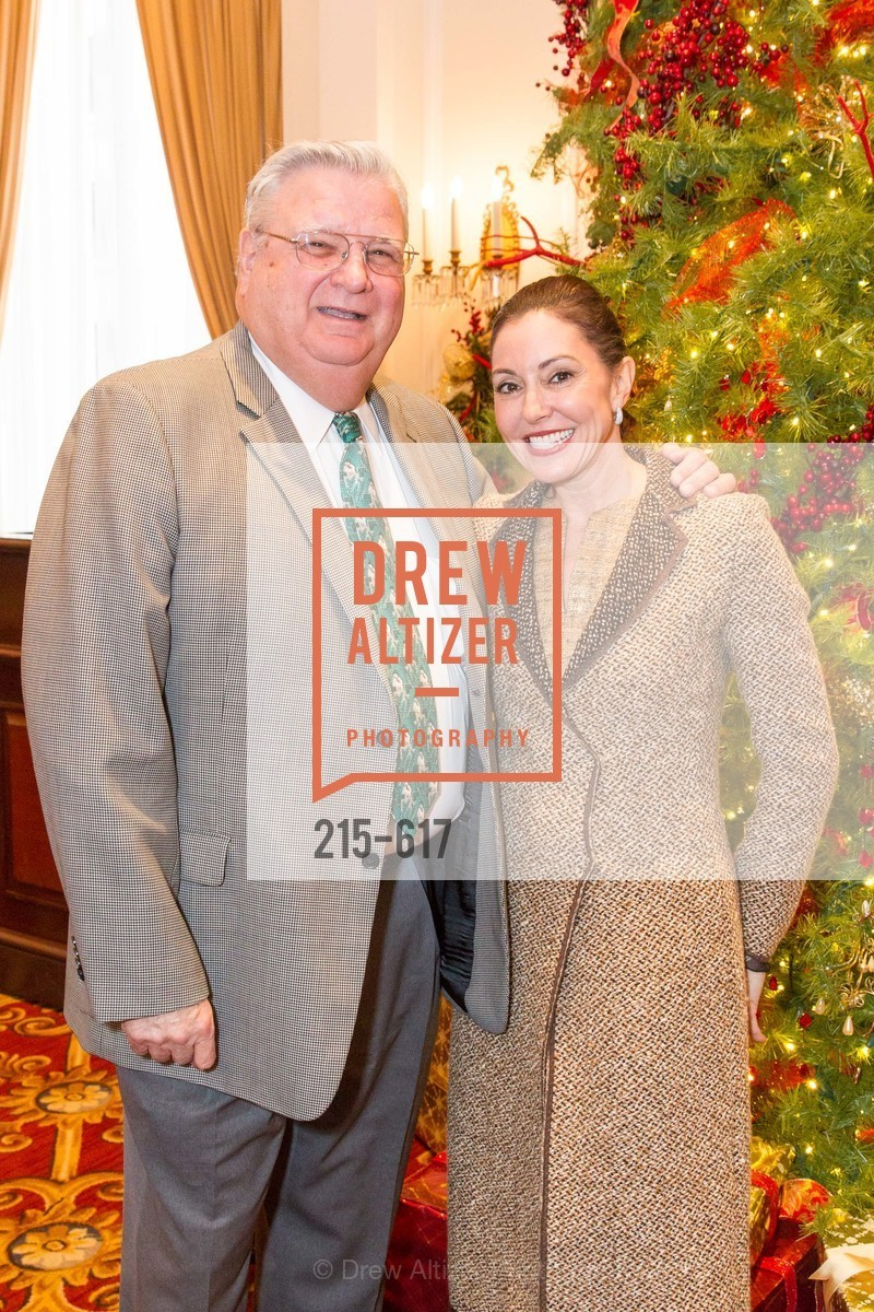 Larry Nibbi, Marybeth Lamotte, Boy's & Girls' Towns of Italy Holiday Luncheon, The Olympic Club. 524 Post Street, December 3rd, 2015,Drew Altizer, Drew Altizer Photography, full-service agency, private events, San Francisco photographer, photographer california