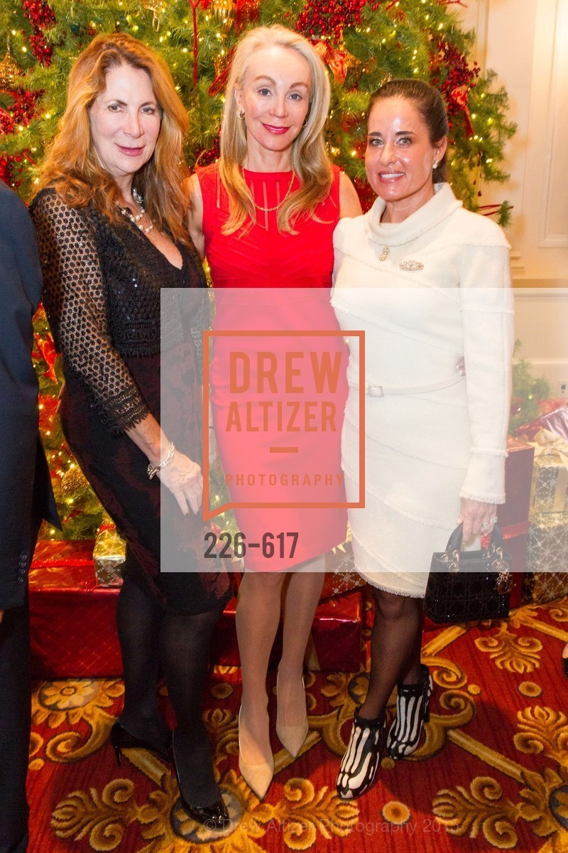 Patricia Ferrin Loucks, Giselle Parry, Natalia Urrutia, Boy's & Girls' Towns of Italy Holiday Luncheon, The Olympic Club. 524 Post Street, December 3rd, 2015,Drew Altizer, Drew Altizer Photography, full-service agency, private events, San Francisco photographer, photographer california