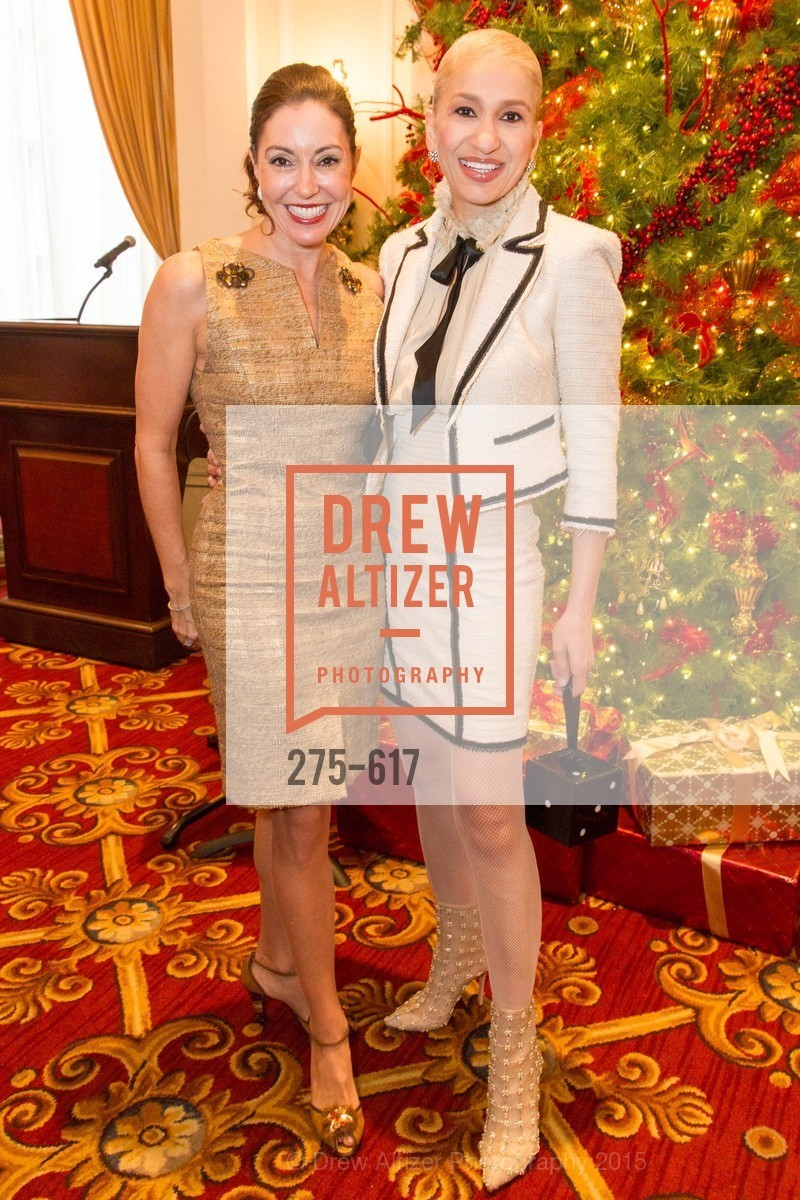 Marybeth Lamotte, Navid Armstrong, Boy's & Girls' Towns of Italy Holiday Luncheon, The Olympic Club. 524 Post Street, December 3rd, 2015,Drew Altizer, Drew Altizer Photography, full-service agency, private events, San Francisco photographer, photographer california