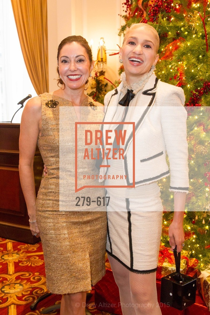 Marybeth Lamotte, Navid Armstrong, Boy's & Girls' Towns of Italy Holiday Luncheon, The Olympic Club. 524 Post Street, December 3rd, 2015,Drew Altizer, Drew Altizer Photography, full-service event agency, private events, San Francisco photographer, photographer California