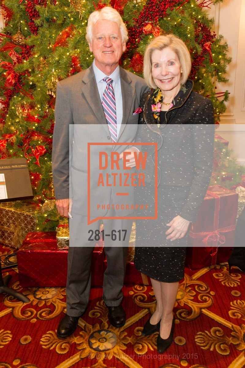 Klaus Murer, Barbara Traisman, Boy's & Girls' Towns of Italy Holiday Luncheon, The Olympic Club. 524 Post Street, December 3rd, 2015,Drew Altizer, Drew Altizer Photography, full-service agency, private events, San Francisco photographer, photographer california