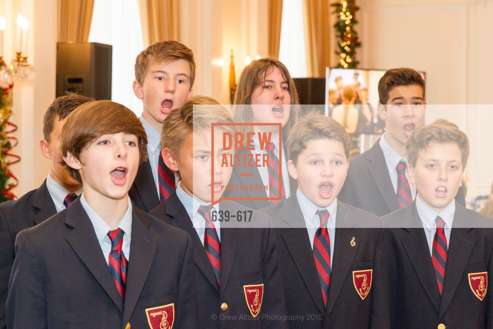 Performance, Boy's & Girls' Towns of Italy Holiday Luncheon, The Olympic Club. 524 Post Street, December 3rd, 2015,Drew Altizer, Drew Altizer Photography, full-service agency, private events, San Francisco photographer, photographer california