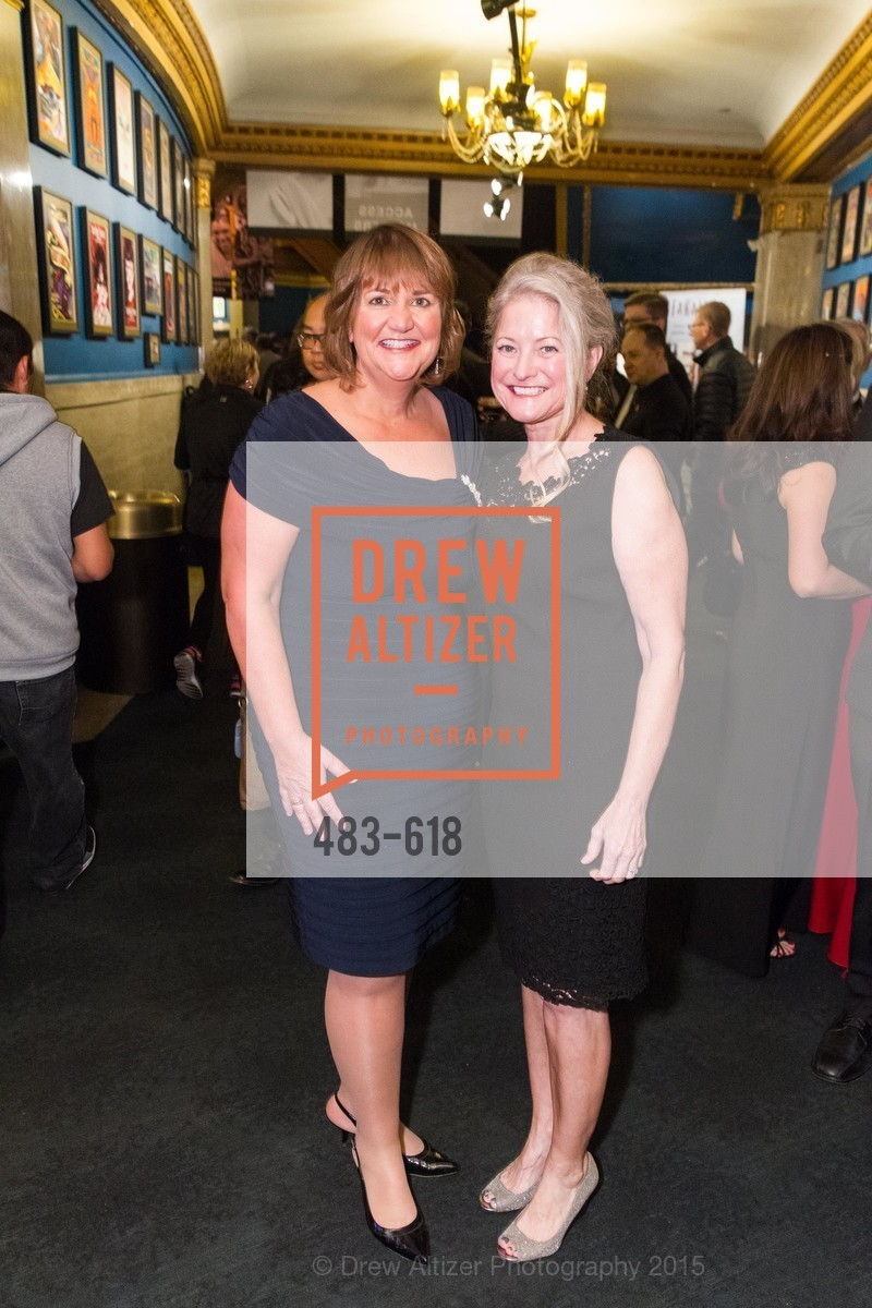 Karen Oliveto, Robin Ridenour, GLIDE's Annual Holiday Jam: Love Matters, The Warfield Theatre. 982 Market, December 3rd, 2015,Drew Altizer, Drew Altizer Photography, full-service agency, private events, San Francisco photographer, photographer california