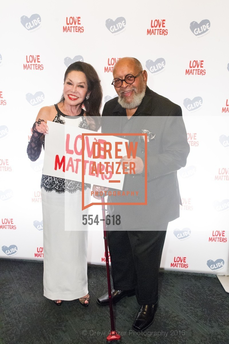 Janice Mirikitani, Cecil Williams, GLIDE's Annual Holiday Jam: Love Matters, The Warfield Theatre. 982 Market, December 3rd, 2015,Drew Altizer, Drew Altizer Photography, full-service agency, private events, San Francisco photographer, photographer california