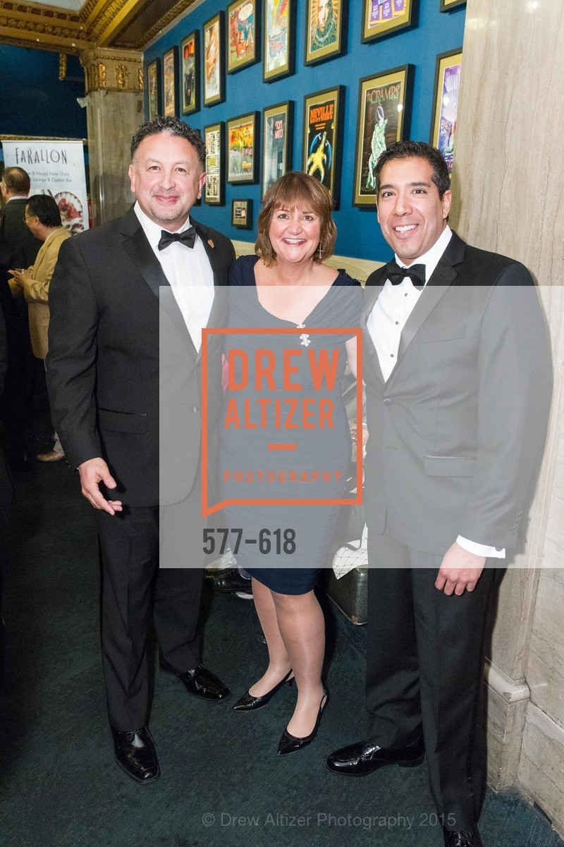 Miguel Bustos, Karen Oliveto, Alex Rivera, GLIDE's Annual Holiday Jam: Love Matters, The Warfield Theatre. 982 Market, December 3rd, 2015,Drew Altizer, Drew Altizer Photography, full-service agency, private events, San Francisco photographer, photographer california