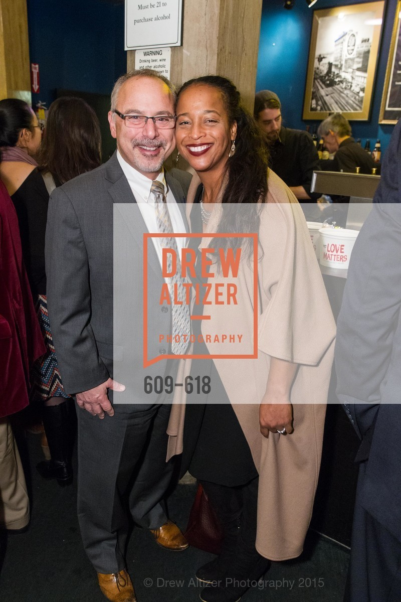 David Ghirarduzzi, Mary Wardell Ghirarduzzi, GLIDE's Annual Holiday Jam: Love Matters, The Warfield Theatre. 982 Market, December 3rd, 2015,Drew Altizer, Drew Altizer Photography, full-service agency, private events, San Francisco photographer, photographer california