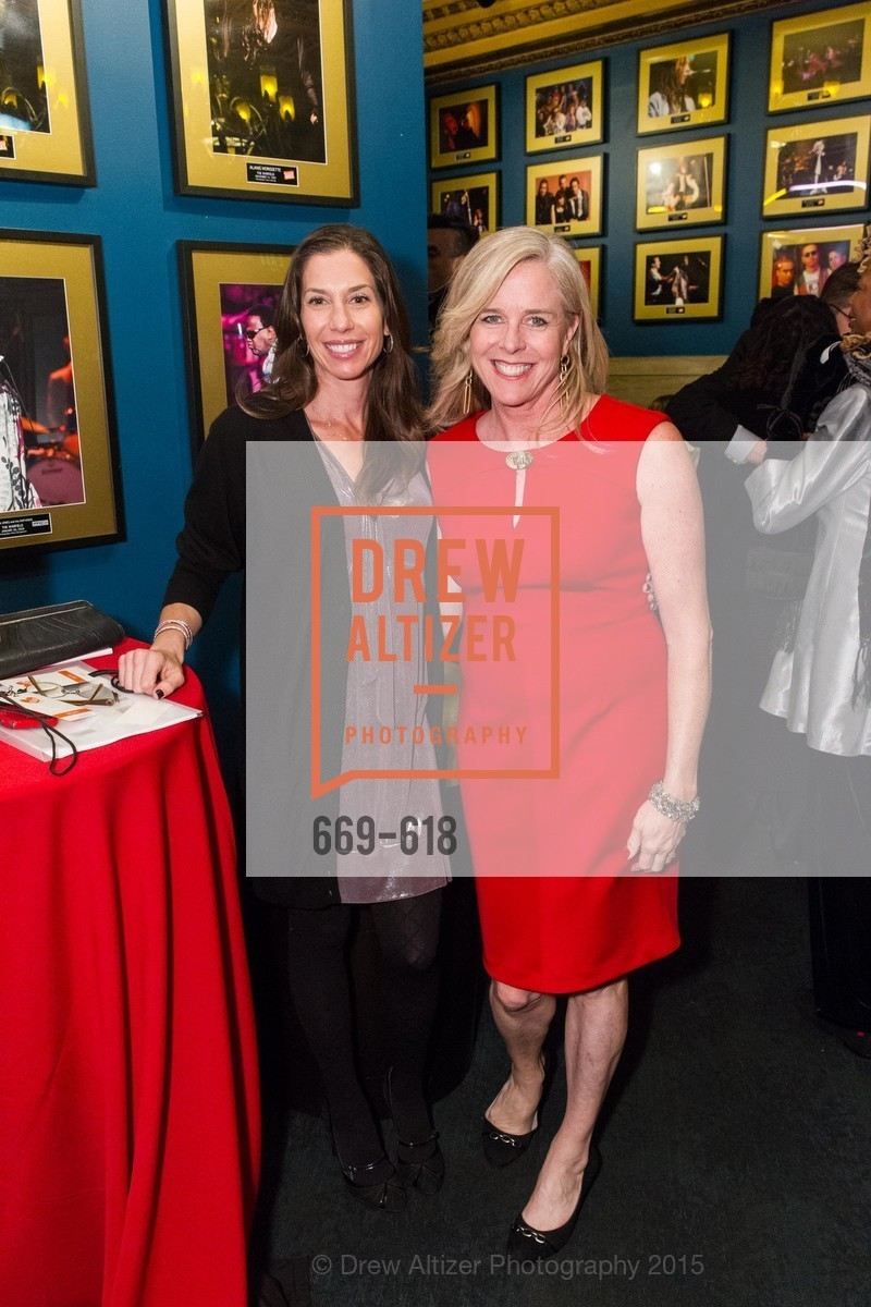 Marly Goldblatt, Denise Lamotte, GLIDE's Annual Holiday Jam: Love Matters, The Warfield Theatre. 982 Market, December 3rd, 2015,Drew Altizer, Drew Altizer Photography, full-service event agency, private events, San Francisco photographer, photographer California