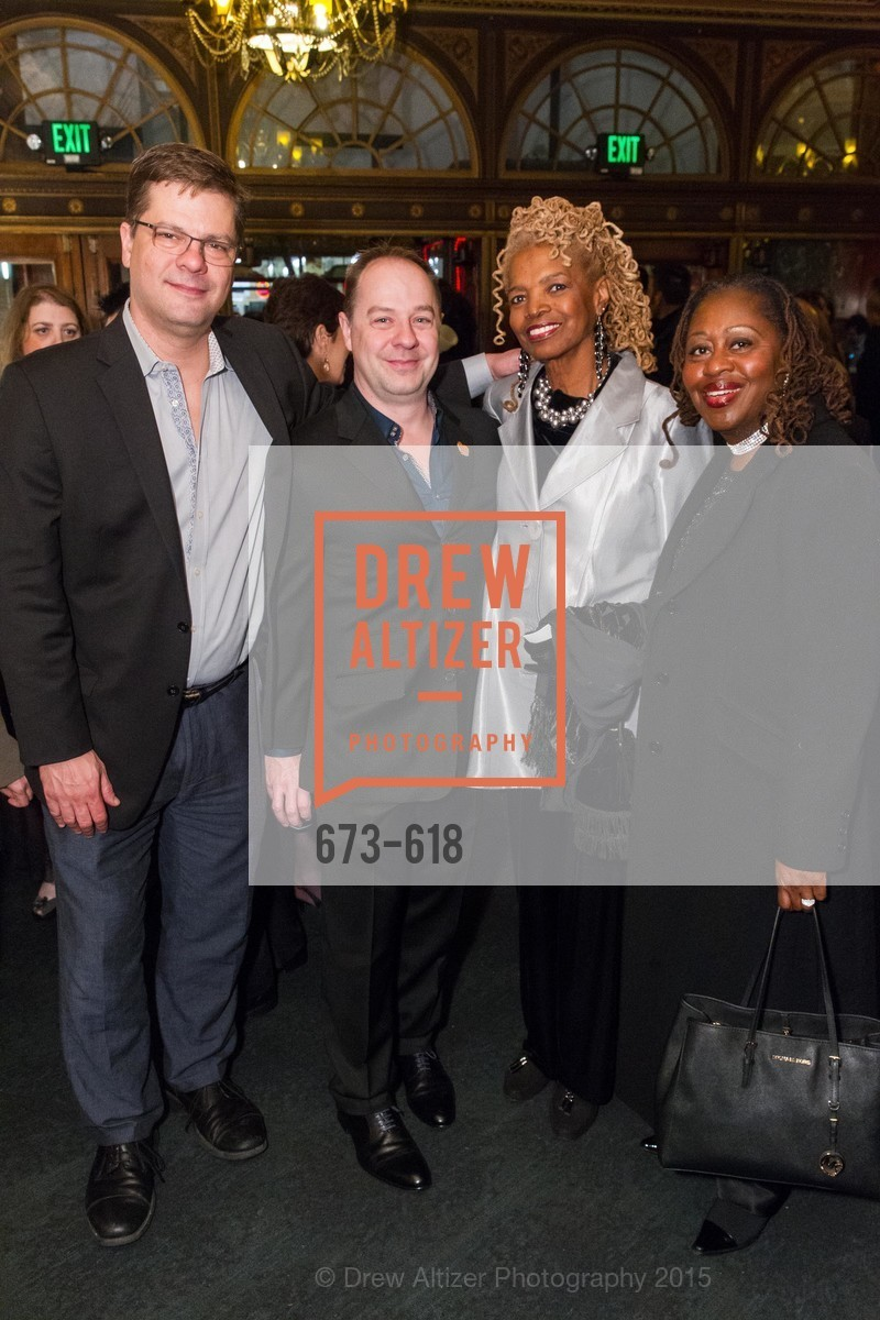 Christopher Wood, Michael Kifer, Frances Maulas, Angela Brown, GLIDE's Annual Holiday Jam: Love Matters, The Warfield Theatre. 982 Market, December 3rd, 2015,Drew Altizer, Drew Altizer Photography, full-service agency, private events, San Francisco photographer, photographer california
