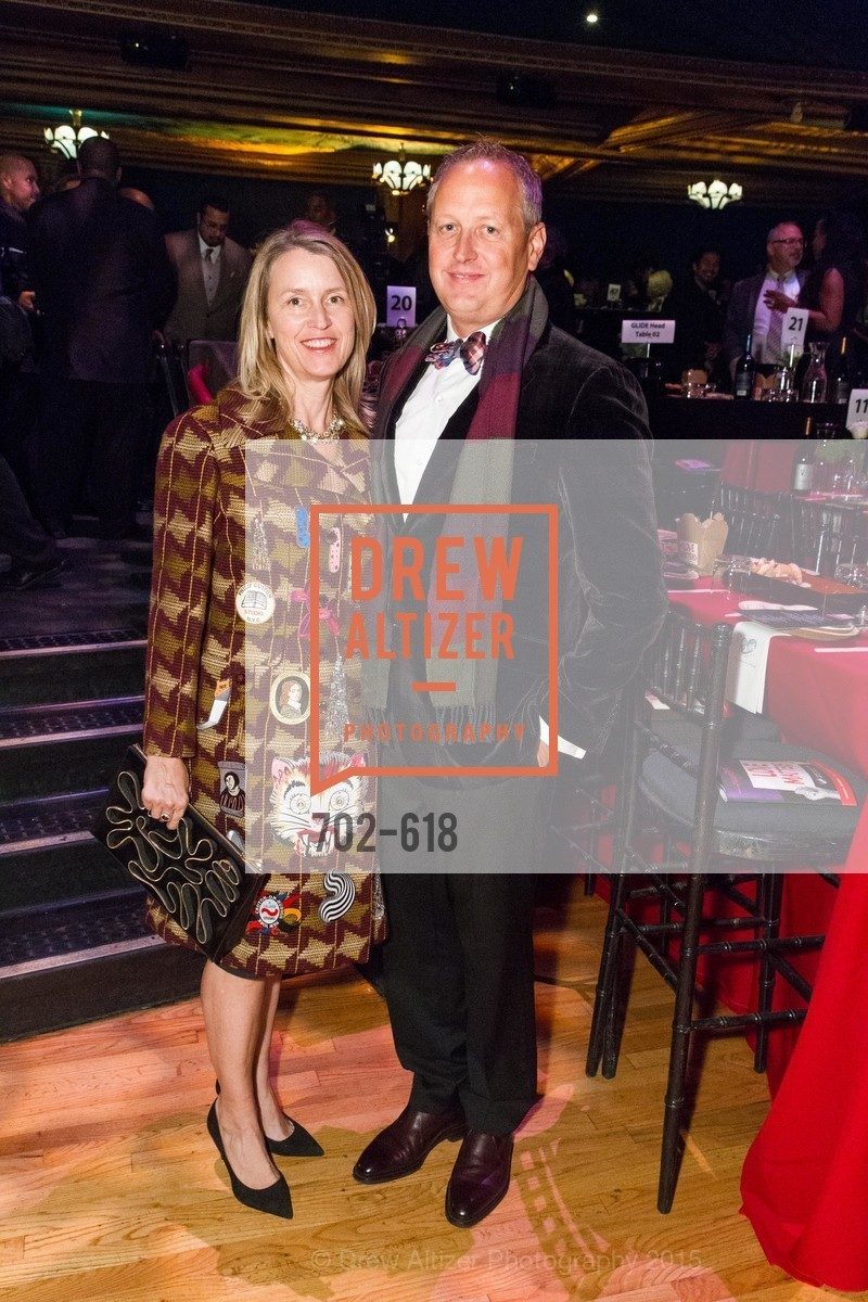 Kim Dempster, Mark Dempster, GLIDE's Annual Holiday Jam: Love Matters, The Warfield Theatre. 982 Market, December 3rd, 2015,Drew Altizer, Drew Altizer Photography, full-service agency, private events, San Francisco photographer, photographer california