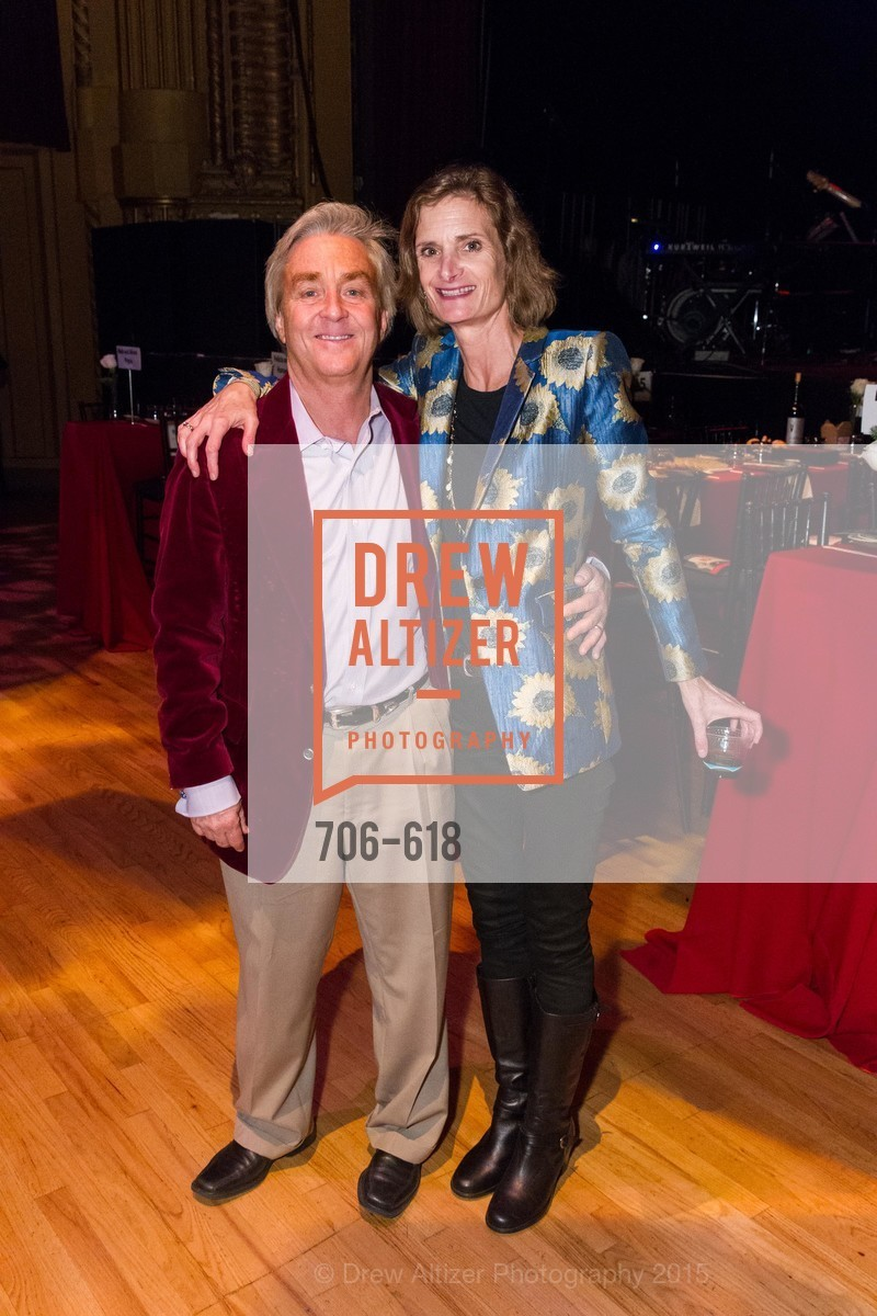 Jim Steyer, Liz Steyer, GLIDE's Annual Holiday Jam: Love Matters, The Warfield Theatre. 982 Market, December 3rd, 2015,Drew Altizer, Drew Altizer Photography, full-service agency, private events, San Francisco photographer, photographer california