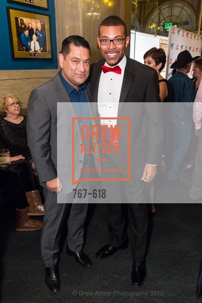 Martin Soto, Theon Johnson III, GLIDE's Annual Holiday Jam: Love Matters, The Warfield Theatre. 982 Market, December 3rd, 2015,Drew Altizer, Drew Altizer Photography, full-service agency, private events, San Francisco photographer, photographer california