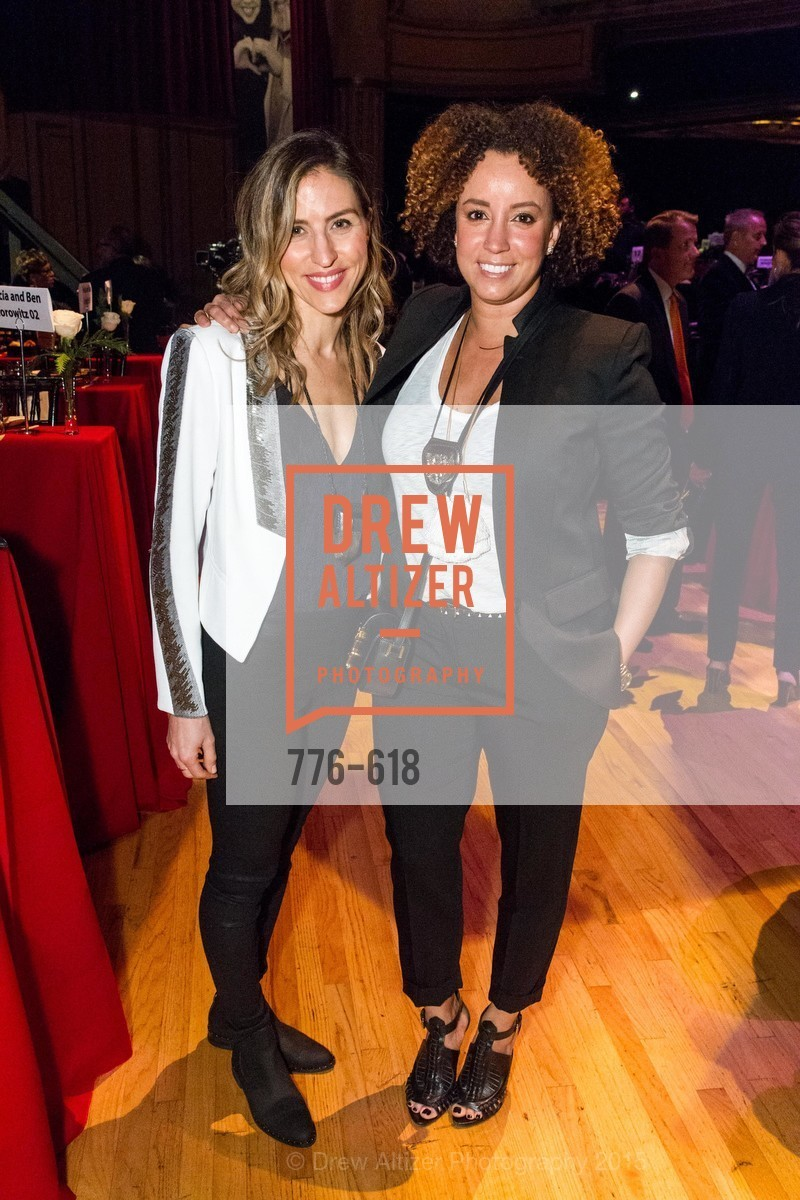 Amy Dadich, Lauren Godfrey, GLIDE's Annual Holiday Jam: Love Matters, The Warfield Theatre. 982 Market, December 3rd, 2015,Drew Altizer, Drew Altizer Photography, full-service agency, private events, San Francisco photographer, photographer california