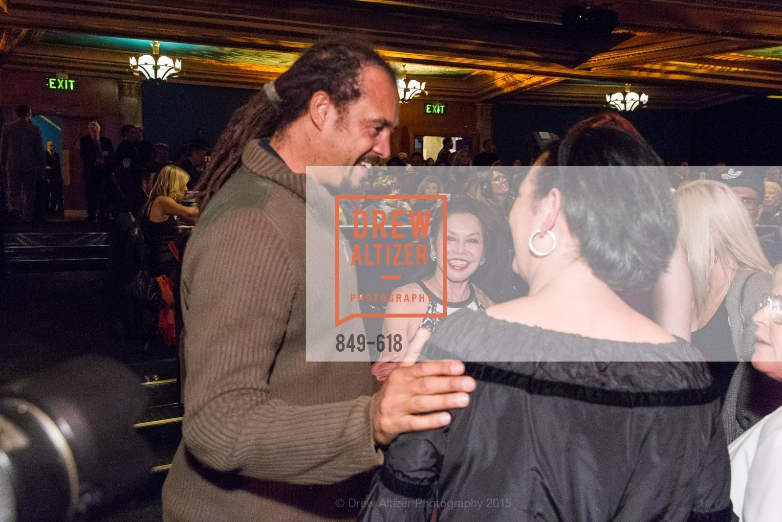 Michael Franti, GLIDE's Annual Holiday Jam: Love Matters, The Warfield Theatre. 982 Market, December 3rd, 2015,Drew Altizer, Drew Altizer Photography, full-service agency, private events, San Francisco photographer, photographer california