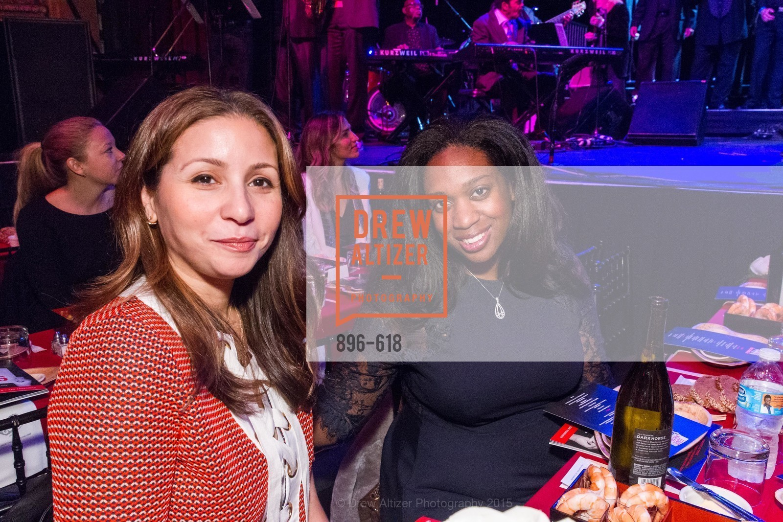 Lisette Pizarro, Charisse Clark, GLIDE's Annual Holiday Jam: Love Matters, The Warfield Theatre. 982 Market, December 3rd, 2015,Drew Altizer, Drew Altizer Photography, full-service agency, private events, San Francisco photographer, photographer california