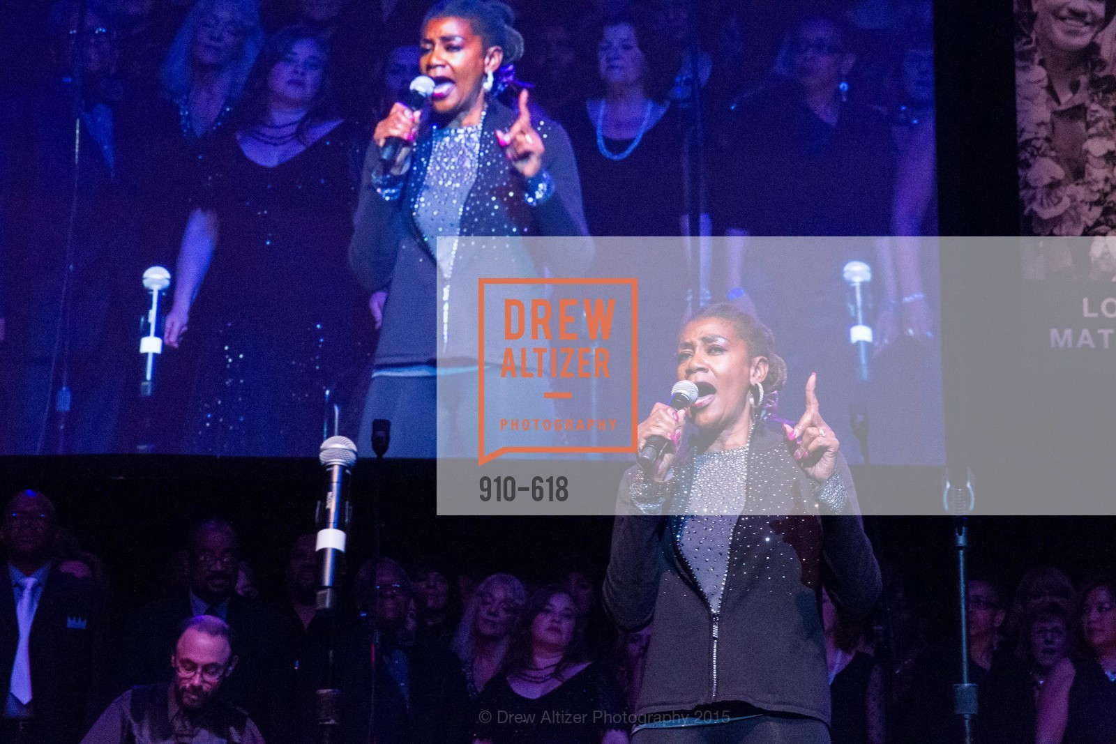 Performance, GLIDE's Annual Holiday Jam: Love Matters, The Warfield Theatre. 982 Market, December 3rd, 2015