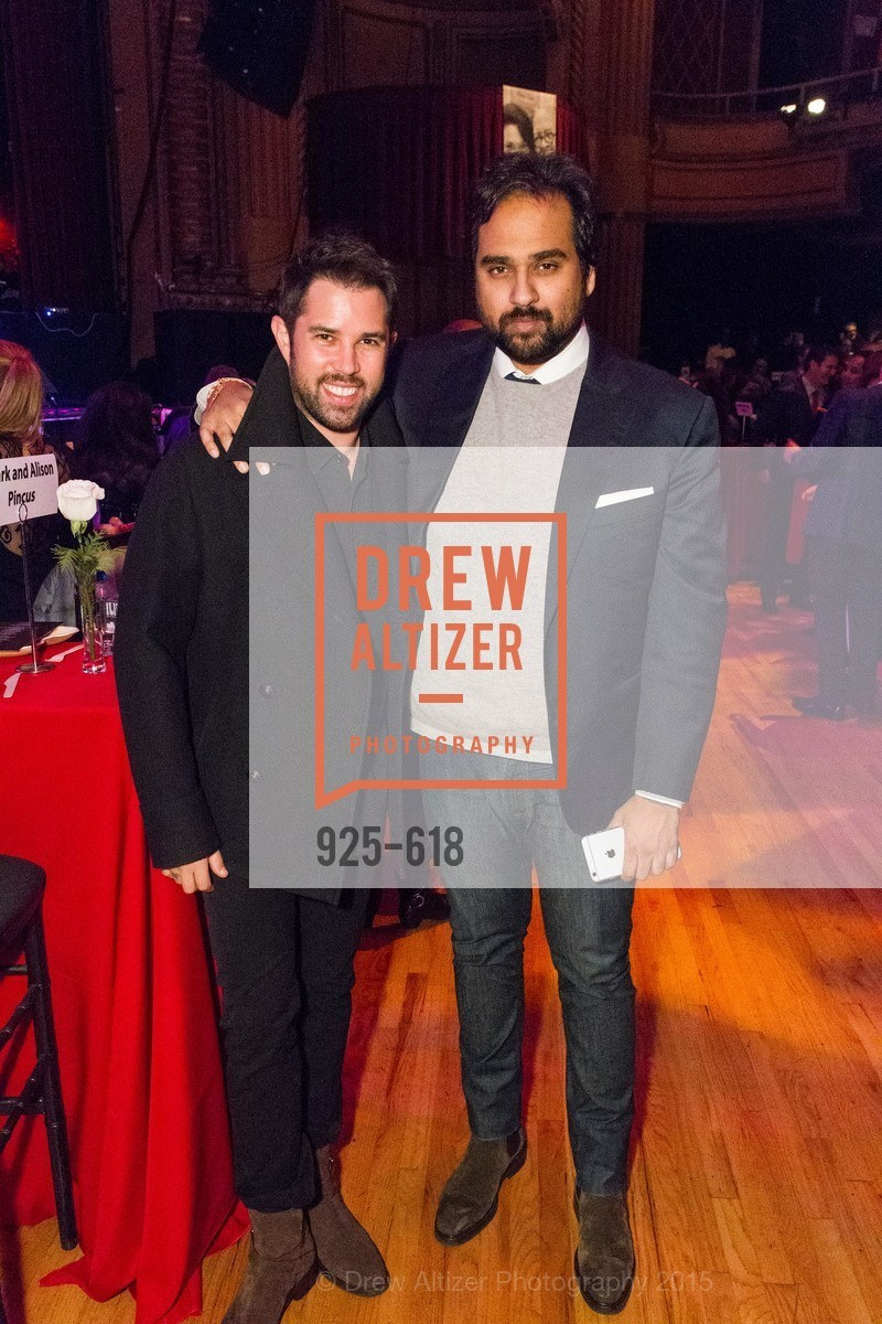 Anthony Schiller, Hosain Rahman, GLIDE's Annual Holiday Jam: Love Matters, The Warfield Theatre. 982 Market, December 3rd, 2015,Drew Altizer, Drew Altizer Photography, full-service agency, private events, San Francisco photographer, photographer california