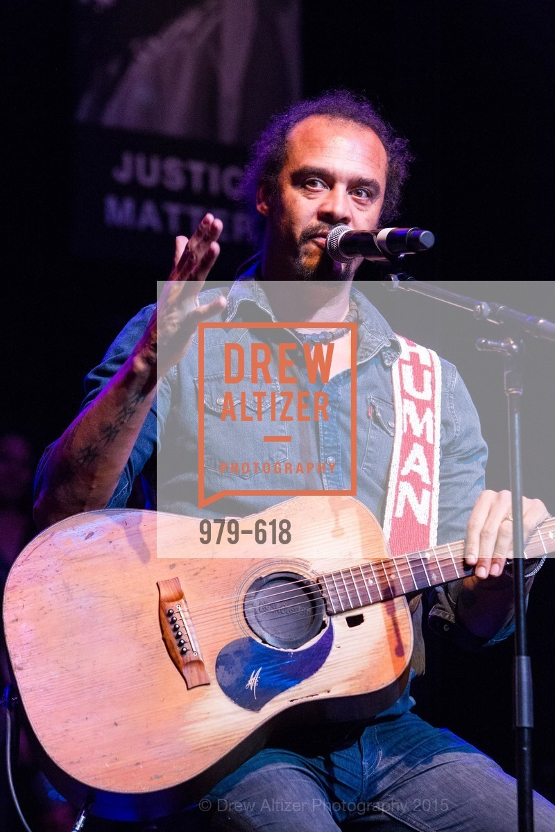 Performance By Michael Franti, GLIDE's Annual Holiday Jam: Love Matters, The Warfield Theatre. 982 Market, December 3rd, 2015,Drew Altizer, Drew Altizer Photography, full-service event agency, private events, San Francisco photographer, photographer California