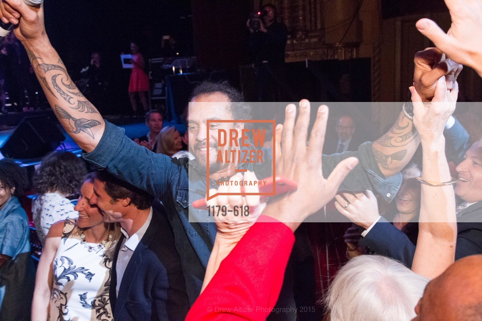 Performance By Michael Franti, GLIDE's Annual Holiday Jam: Love Matters, The Warfield Theatre. 982 Market, December 3rd, 2015,Drew Altizer, Drew Altizer Photography, full-service agency, private events, San Francisco photographer, photographer california