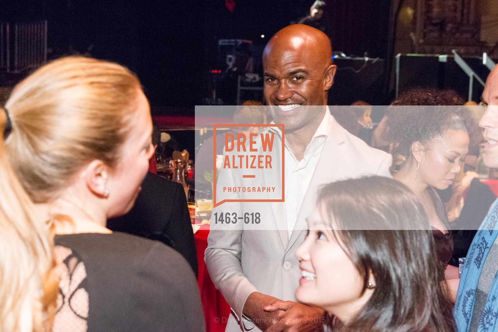 Arrik Weathers, GLIDE's Annual Holiday Jam: Love Matters, The Warfield Theatre. 982 Market, December 3rd, 2015,Drew Altizer, Drew Altizer Photography, full-service agency, private events, San Francisco photographer, photographer california