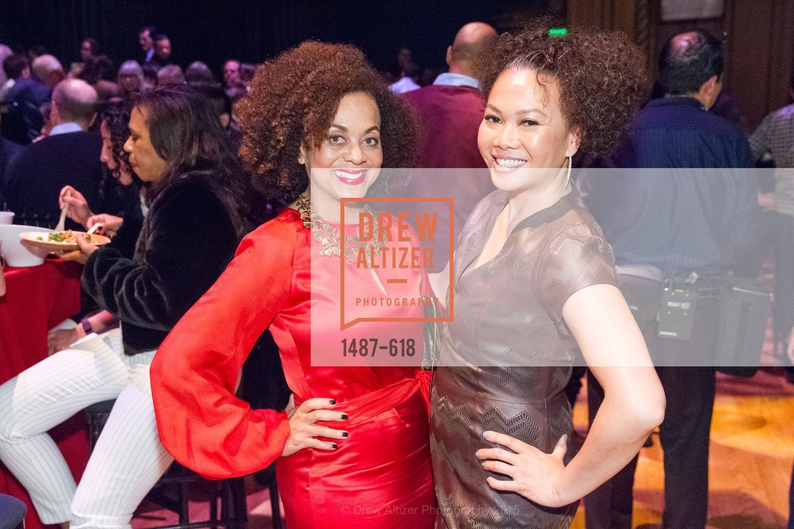 Felicia Horowitz, Dori Caminong, GLIDE's Annual Holiday Jam: Love Matters, The Warfield Theatre. 982 Market, December 3rd, 2015,Drew Altizer, Drew Altizer Photography, full-service agency, private events, San Francisco photographer, photographer california