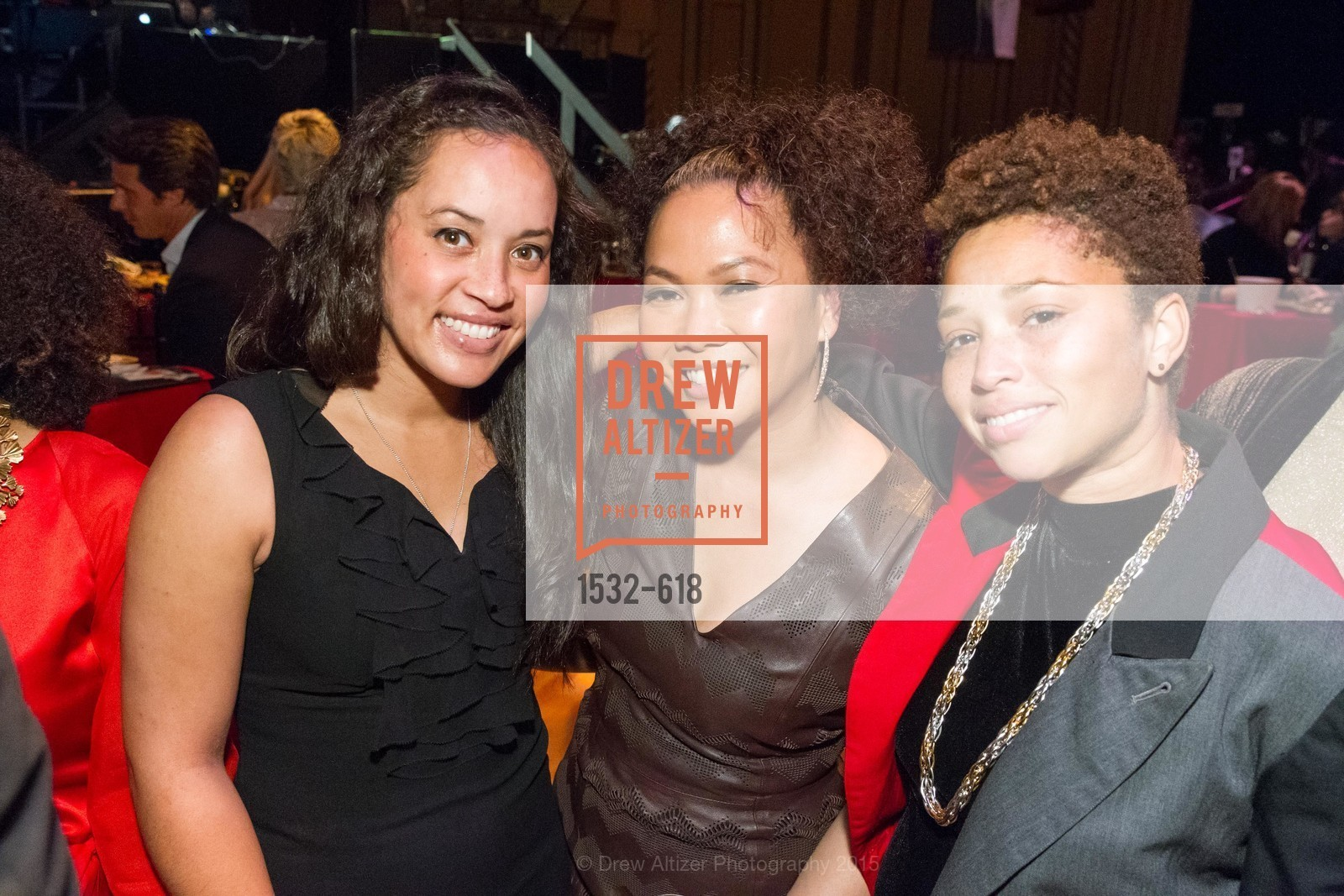 Lauren Barranco, Dori Caminong, Maria Judice, GLIDE's Annual Holiday Jam: Love Matters, The Warfield Theatre. 982 Market, December 3rd, 2015,Drew Altizer, Drew Altizer Photography, full-service agency, private events, San Francisco photographer, photographer california