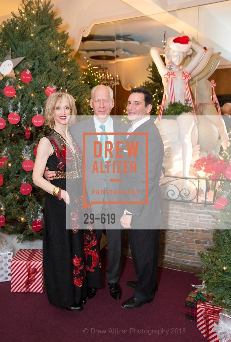OJ Shansby, Gary Shansby, Seth Matarasso, Shansby/Matarasso Holiday Lunch, Bimbo's 365 Club. 1025 Columbus Ave, December 4th, 2015,Drew Altizer, Drew Altizer Photography, full-service agency, private events, San Francisco photographer, photographer california