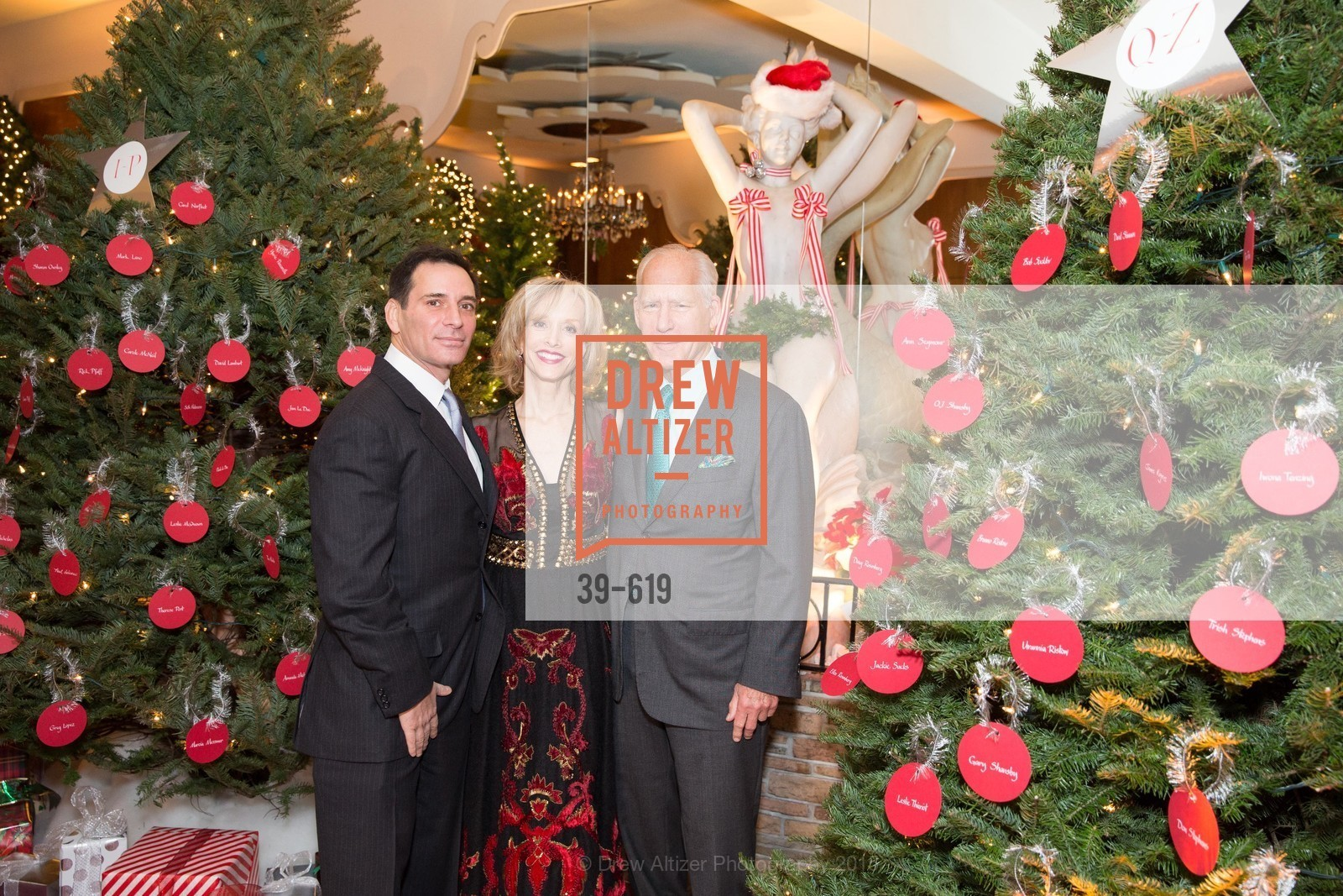 Seth Matarasso, OJ Shansby, Gary Shansby, Shansby/Matarasso Holiday Lunch, Bimbo's 365 Club. 1025 Columbus Ave, December 4th, 2015,Drew Altizer, Drew Altizer Photography, full-service agency, private events, San Francisco photographer, photographer california