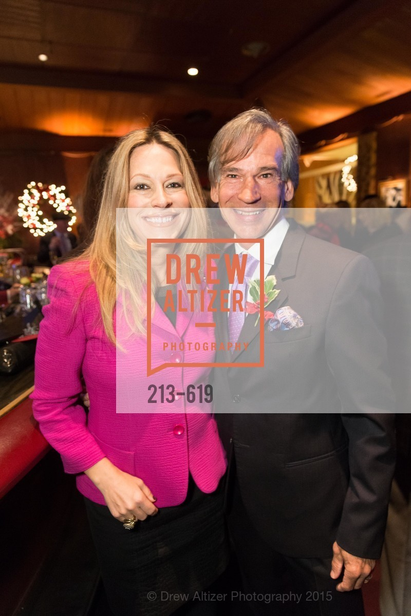 Carolyne Zinko, Dan Diegues, Shansby/Matarasso Holiday Lunch, Bimbo's 365 Club. 1025 Columbus Ave, December 4th, 2015,Drew Altizer, Drew Altizer Photography, full-service agency, private events, San Francisco photographer, photographer california