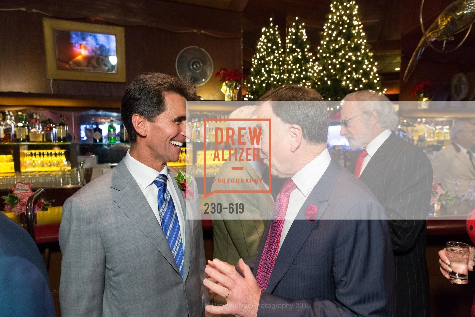 Mark Leno, Carl Pascarella, Shansby/Matarasso Holiday Lunch, Bimbo's 365 Club. 1025 Columbus Ave, December 4th, 2015,Drew Altizer, Drew Altizer Photography, full-service agency, private events, San Francisco photographer, photographer california