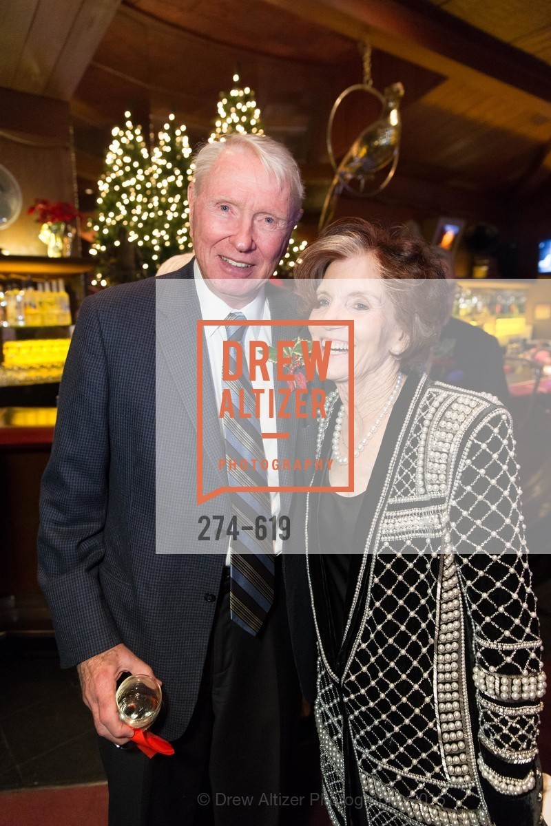 Claude Jarman, Judy Guggenhime, Shansby/Matarasso Holiday Lunch, Bimbo's 365 Club. 1025 Columbus Ave, December 4th, 2015,Drew Altizer, Drew Altizer Photography, full-service agency, private events, San Francisco photographer, photographer california
