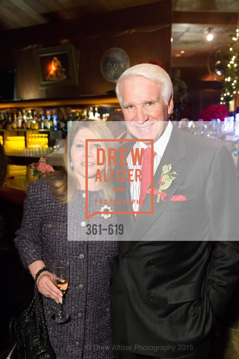 Athena Blackburn, Timothy Blackburn, Shansby/Matarasso Holiday Lunch, Bimbo's 365 Club. 1025 Columbus Ave, December 4th, 2015,Drew Altizer, Drew Altizer Photography, full-service event agency, private events, San Francisco photographer, photographer California